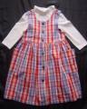 Size 4  Mixed Brands  Skivvy +  Dress