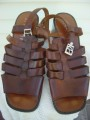 Size  40 Italian Leather Sandal by Regatta Sport