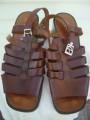 Size  40 Italian Leather Sandal by Regatta Sport