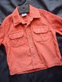 Size 1  Pumpkin Patch  Shirt Longsleeve..