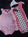 Size 000  Mixed Brands  Bodysuits x 2 .