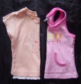 Size 3  Mixed Brands Tops x 2