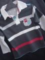 Size 4  Milkshake  Top Longsleeve Rugby