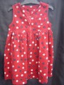 Size 1  Ladybird  Dress.